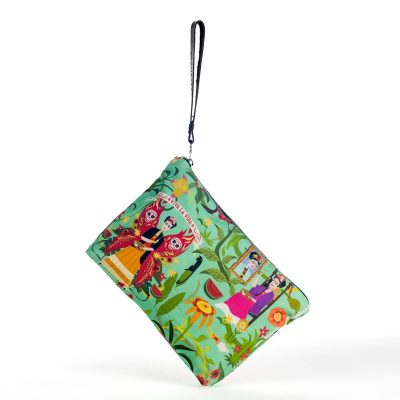 Pouch Bag Frida Menta