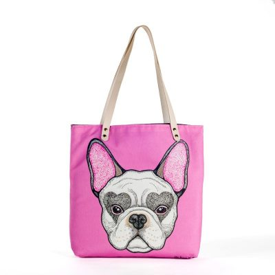 Shopping Bag Bulldog